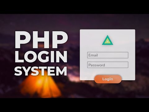 Xxx Mp4 Login System Tutorial With PHP And MYSQL Database 3gp Sex