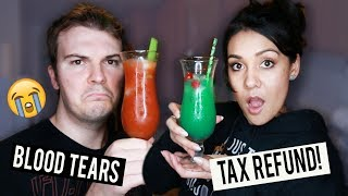 2 DRINKS TO MAKE AFTER TAX SEASON🍹  | Thirsty Thursday