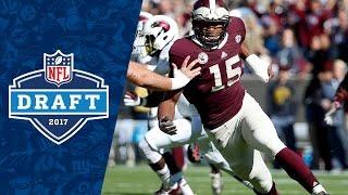Myles Garrett College Highlights & 2017 NFL Draft Profile | NFL