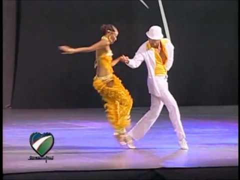 miguel y claudia festival mundial de salsa cali 2009