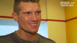 'Wonderboy' Thompson: I could see Darren Till was confident at UFC Liverpool face-offs