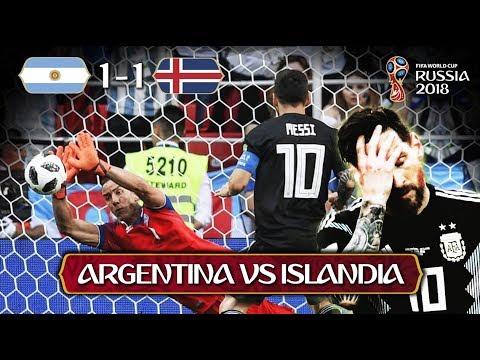 Xxx Mp4 Argentina 1 Islandia 1 I Resumen Y Goles Rusia 2018 3gp Sex