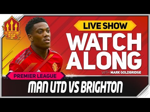 Xxx Mp4 Manchester United Vs Brighton LIVE Watchalong 3gp Sex