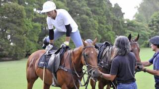 Polo in Argentina with Gonzalo Pieres