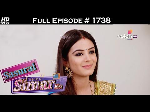Sasural Simar Ka - 12th February 2017 - ससुराल सिमर का - Full Episode (HD)