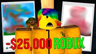 PLAYING TOP PAID ROBLOX GAMES *EXPENSIVE ROBUX GAMES!*