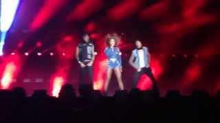 Beyonce Run The World On The Run Tour Metlife Stadium 7/11/14 VIP HD/HQ
