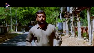 Suriya Latest Hindi Dubbed Full Action Movie | GHATAK RETURNS | Trisha | Surya | Telugu Filmnagar