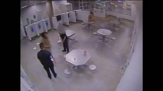 Cook County Jail Surveillance Video - June 8, 2016