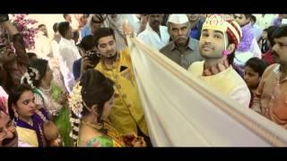 Maharastrian wedding cinematic#HD 720 P
