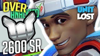 Overwatch Coaching - LUCIO! - PLATINUM 2600 SR - [OverAnalyzed]