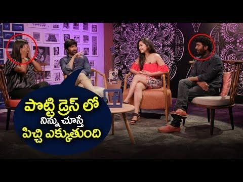 Xxx Mp4 RaviTeja Funny Comments On Heroine Wearing Dress Nela Ticket Trailer Ravi Teja Malvika Sharma 3gp Sex