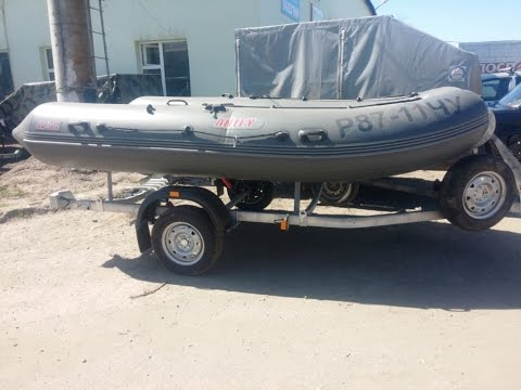прицеп для лодки антей 380