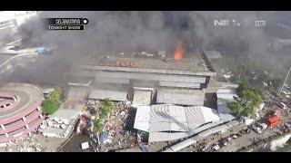 Pengamanan Kebakaran Hebat di Pasar Senen - 86