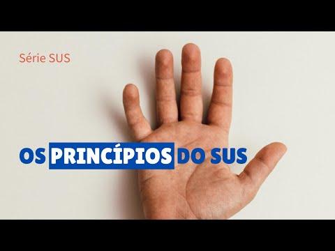 Série SUS - Os princípios do SUS