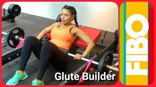 Fibo Glute Builder Gym80 tanitim - ingilizce