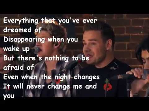 Xxx Mp4 Night Changes One Direction Acoustic With Lyrics 3gp Sex