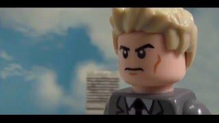 High-Rise LEGO trailer - Tom Hiddleston, Jeremy Irons 2016 [HD]