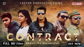 CONTRACT | KONKANI SHORT FILM 2016 | ACTION THRILLER | LESTEN GONSALVES FILMS INDIA...