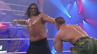 John Cena vs. The Great Khali: Saturday Night's Main Event, June 2, 2007