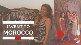 [I WENT TO] MOROCCO