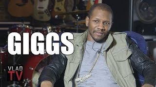 Giggs on Taking Rap Seriously While in Prison, Before UK Gangsta Rap Scene