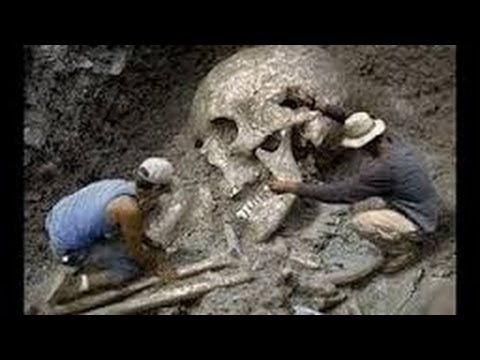 Giant Human Skeletons Mass Government Cover Up PT.1 3