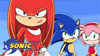 SONIC X Ep3 - Missile Wrist Rampage