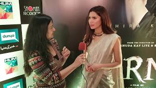 Mahira Khan hopes for Verna success