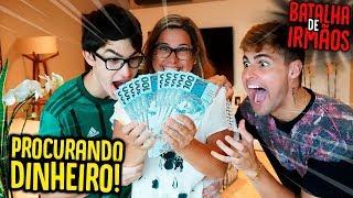 BATALHA DE IRMÃOS: PEGA DINHEIRO!! [ REZENDE EVIL ]