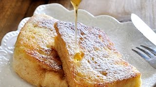 法式吐司。French toast