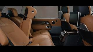 New Range Rover | Features & Specs | Land Rover USA