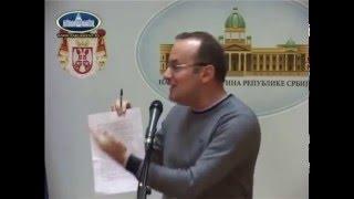 25.02.2016. - Pavićević: Zašto predsednik i članovi Vlade nisu na svom radnom mestu?