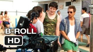 The Way, Way Back B-Roll (2013) - Steve Carell Movie HD
