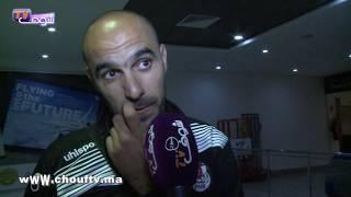 وليد الركراكي جاي من تونس غير بالصندالة حيث عْيا بزاف و هاشنو قال على تأهل فريق الفتح