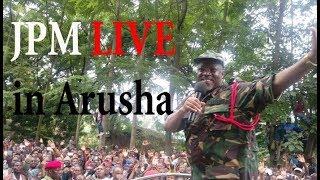 Rais Magufuli Atunuku Kamisheni kwa Wanajeshi Arusha