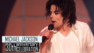 Michael Jackson - 30th Anniversary Celebration Concert - GMJHD