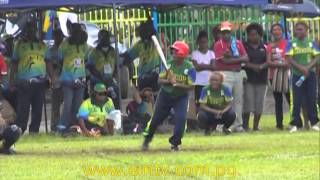 Softball Finals: New Ireland defeat Morobe to secure gold