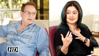 Pooja Bhatt SLAMS Salman Khan's Father Salim Khan - Watch Video