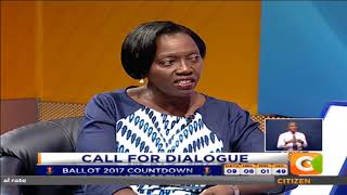 Monday Special : Martha Karua | Call for dialogue