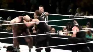 WWE Payback 2014 - The Shield vs Evolution Official Promo HD