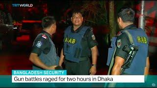 Bangladesh security: Nine militants killed in police raid in Dhaka, David Bergman reports