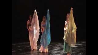 danse orientale trio