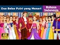 Download Video Dua Belas Putri yang Menari - dongeng bahasa indonesia - dongeng anak-4K UHD -Indonesian Fairy Tales 3GP MP4 FLV