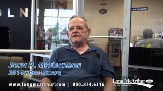 2014 Ford Escape Customer Review   Long McArthur serving Salina, KS