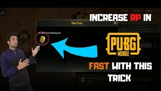 Tips to Grow Your Royal Pass Points Fast How to Increase your RP Level In PUBG