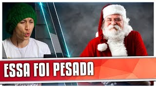 REACT Papai Noel VS. Titio Avô | Duelo de Titãs (Especial de Natal) (7 Minutoz)