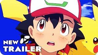 Pokemon The Movie 21 Trailer 2 (2018) Pokemon Movie