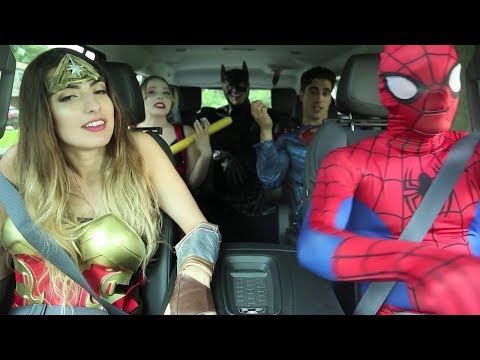 Xxx Mp4 Super Hero Carpool Ride 3gp Sex