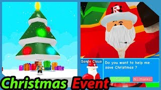 HUGE UPDATE! CHRISTMAS WORLD AND NEW PETS IN BUBBLE GUM SIMULATOR